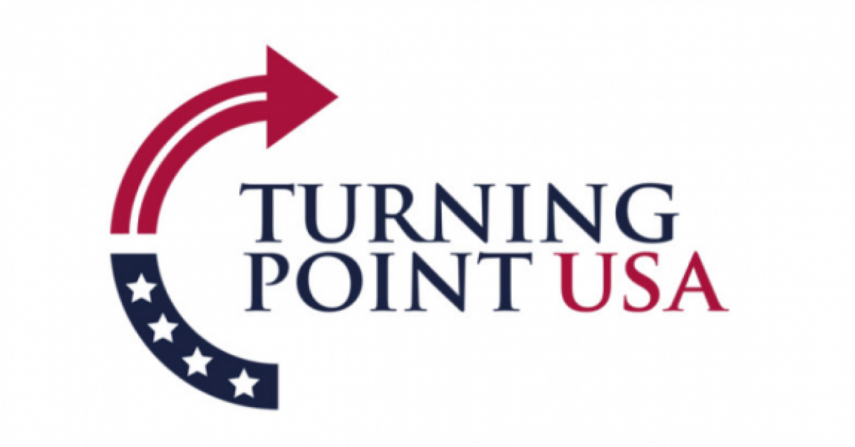 TURNING POINT USA - Turning Point USA is a 501(c)3 non-profit organization founded on June 5, 2012 by Charlie Kirk. The organization's mission is to identify, educate, train, and organize students to promote the principles of freedom, free markets, and limited government.Since the founding, Turning Point USA has embarked on a mission to build the most organized, active, and powerful conservative grassroots activist network on college campuses across the country. With a presence on over 1,300 college campuses and high schools across the country, Turning Point USA is the largest and fastest growing youth organization in America.