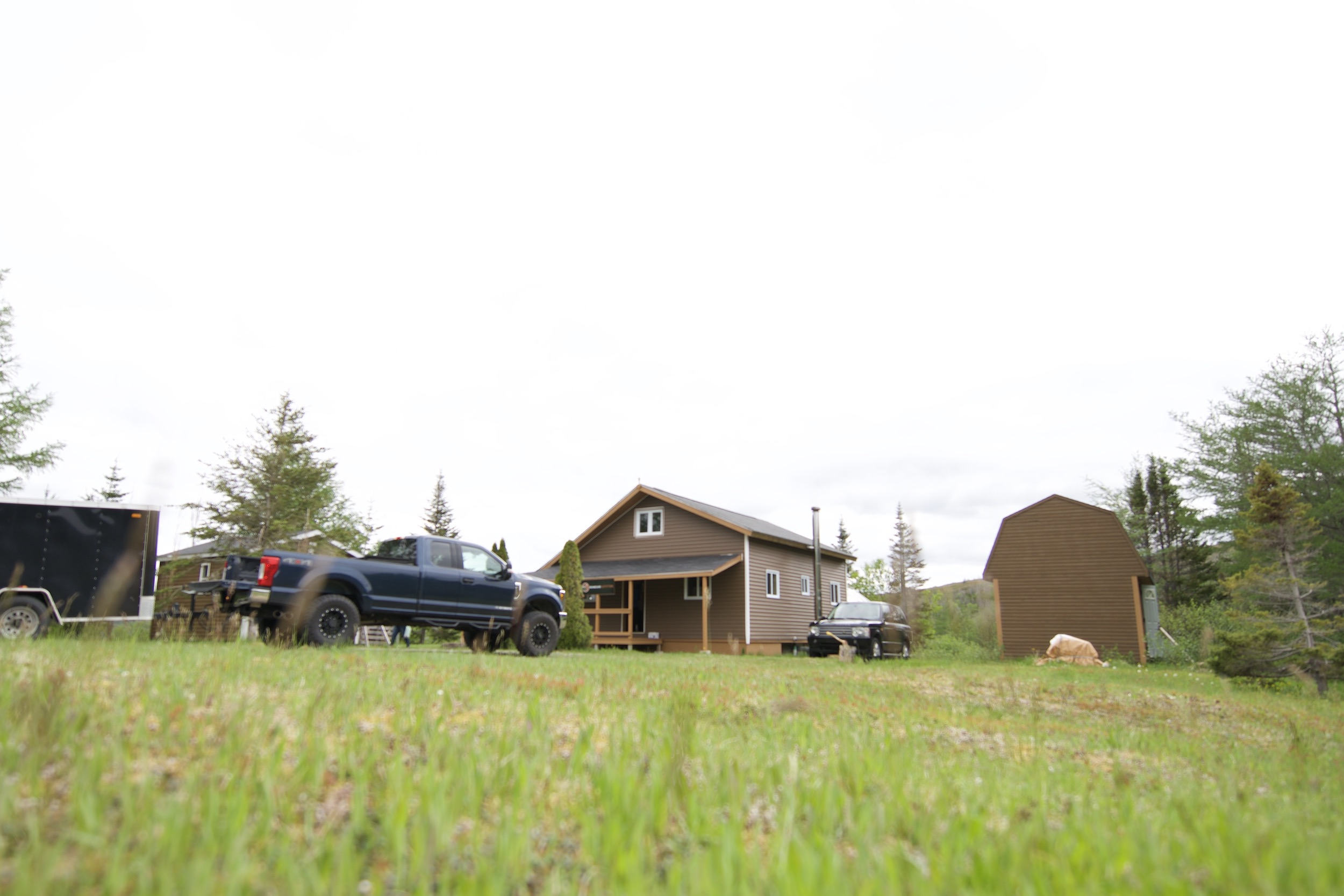 Ironbound Outfitters Bear camp