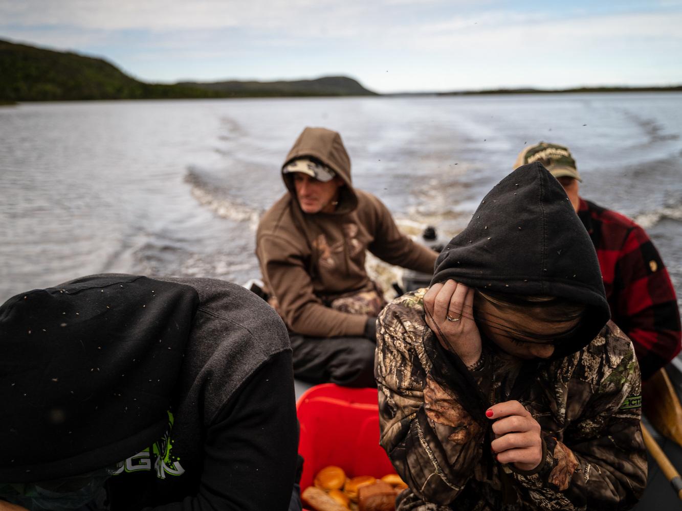 The Infamous Newfoundland Black Flies
