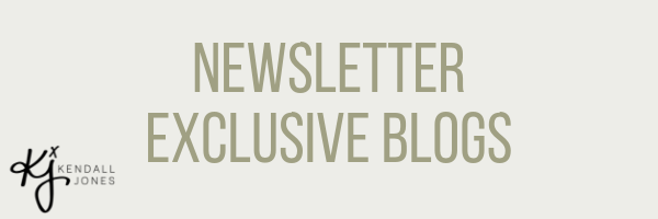Newsletter Exclusive Blogs