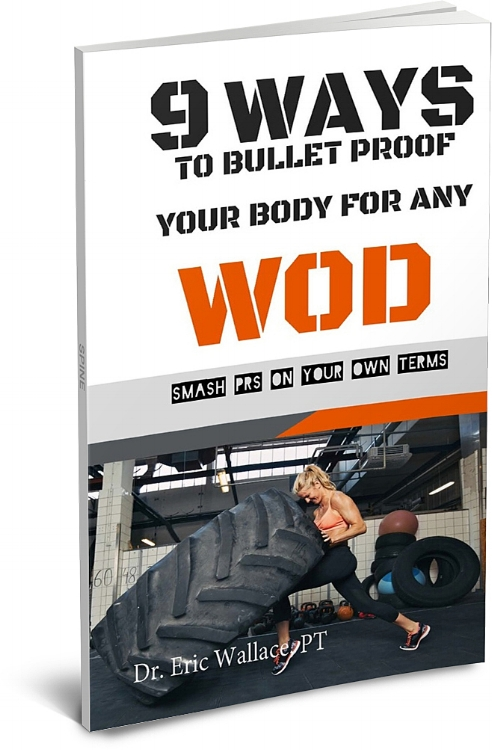 Fitness Athlete Report - Stay in the box and smash PR's by bulletproofing your body with this guide. <Get these tips>