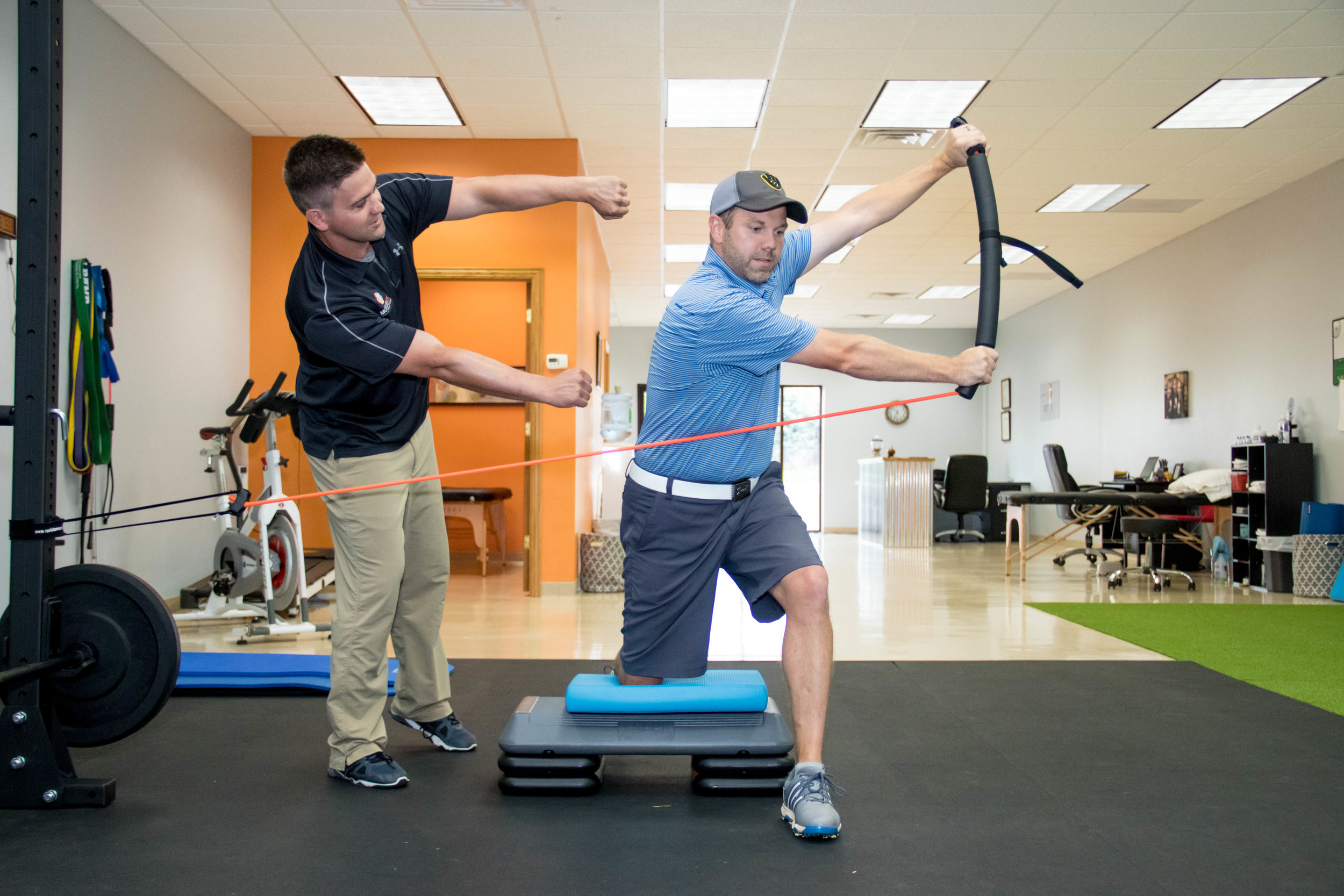 Request A Free Titleist Golf Screen - Get some good information about how your body is affecting your golf swing, FOR FREE!