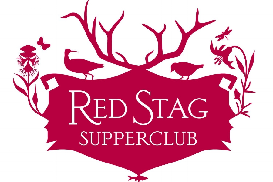 Red Stag Logo - MN
