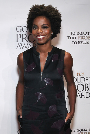 Sasheer Zamata (Photo by Astrid Stawiarz/Getty Images for Lady Parts Justice)