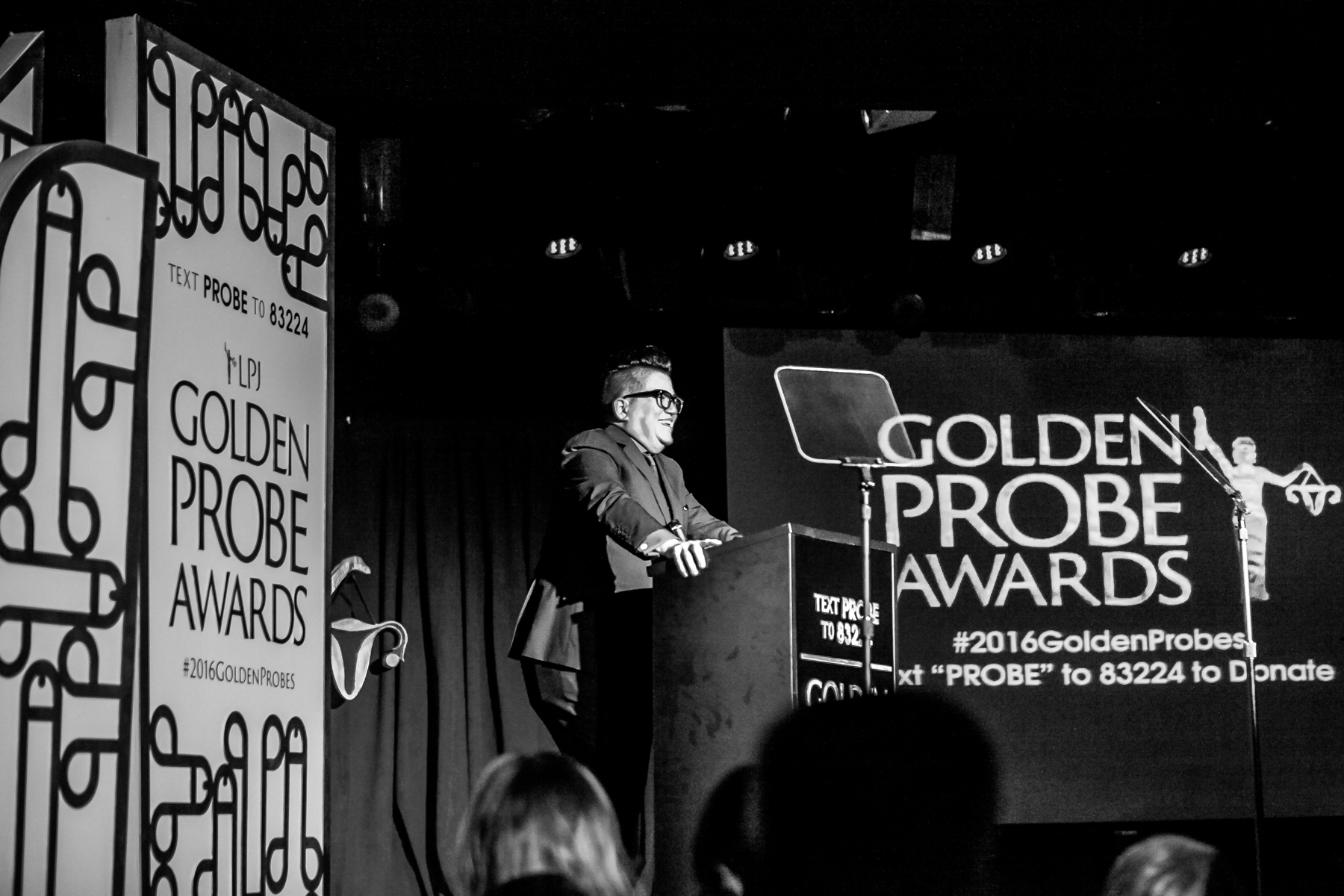Lea Delaria  (Photo by Alex Colby Photography for Lady Parts Justice)