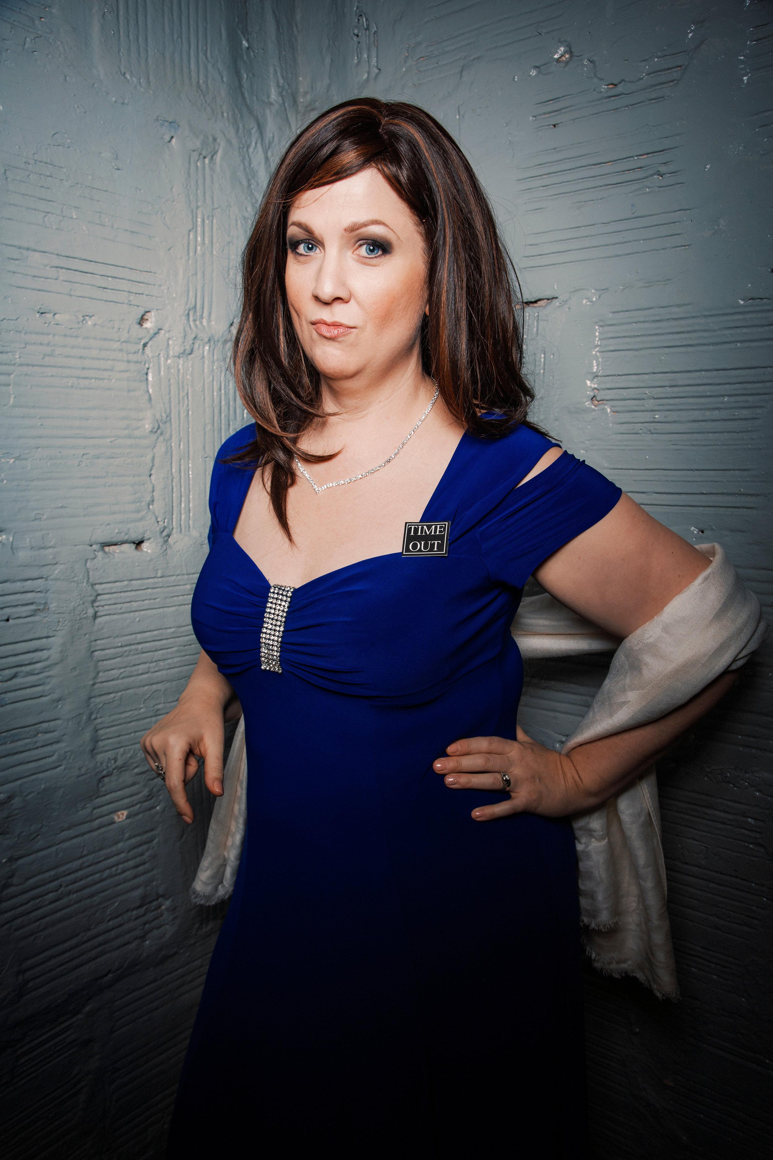 Sharon Spell (Sarah Suckabee Sanders)
