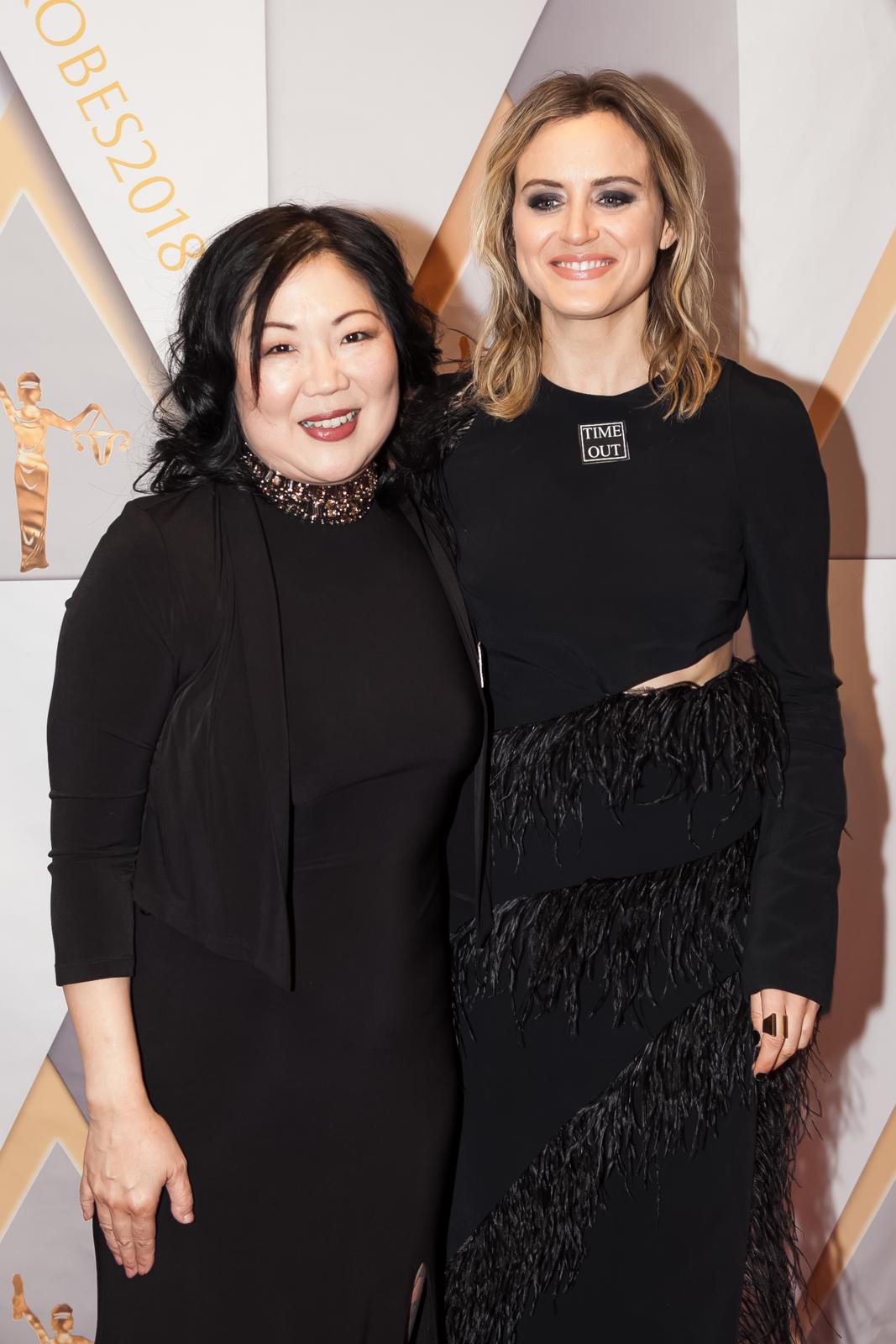 Margaret Cho, Taylor Schilling