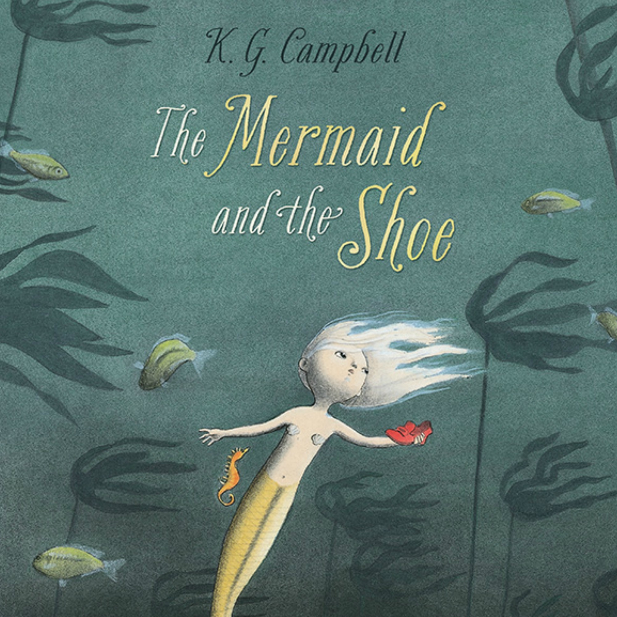 THE MERMAID AND THE SHOE   A spin on the familiar Little Mermaid Story. Watch the youngest mermaid find her place in the world and celebrate her strengths and embrace being different.
