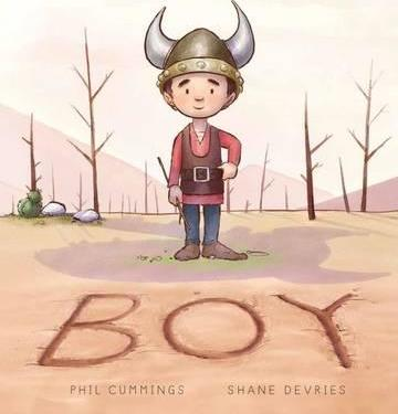 BOY*   A delightful book about a hearing impaired boy and his amazing ability to keep the peace!