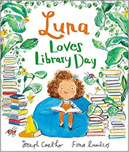 Luna Loves Library Day   We love this book because Luna's parents live apart, but she loves library day: that's the day she spends with her dad.