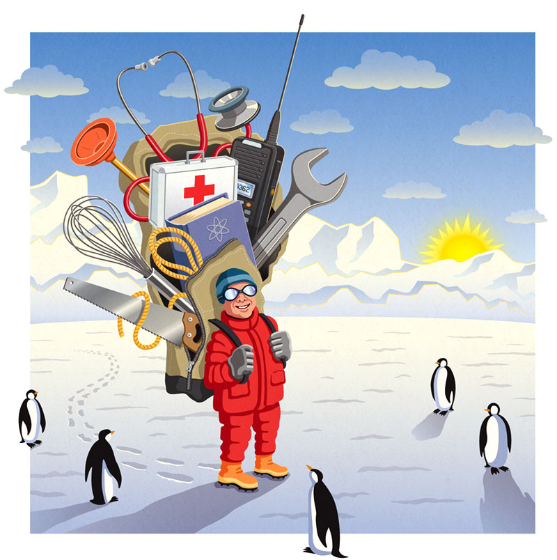 What to Bring to Antarctica   WIRED UK