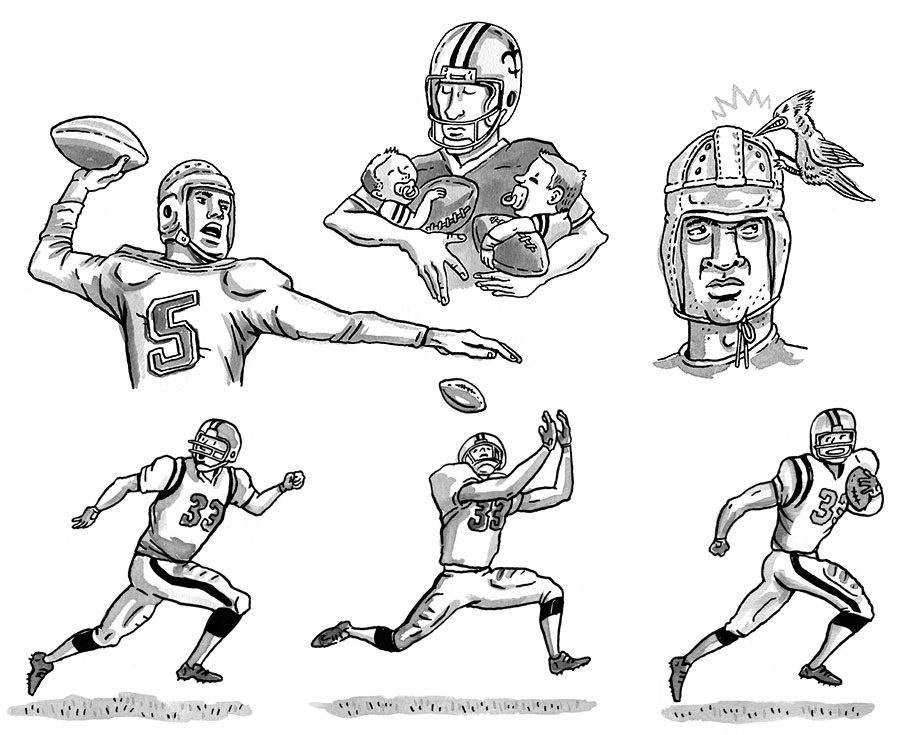 The Rules of Football   SPORTS ILLUSTRATED FOR KIDS