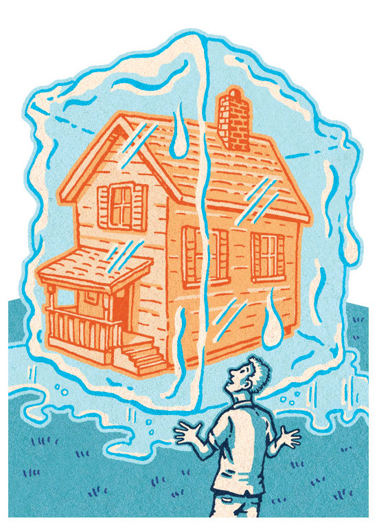 Thaw in the Housing Market   WALL STREET JOURNAL