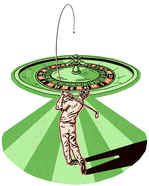 Golf Roulette