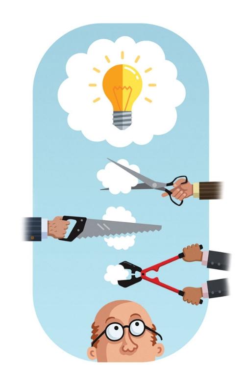 The Perils of Licensing Your Idea   ENTREPRENEUR MAGAZINE