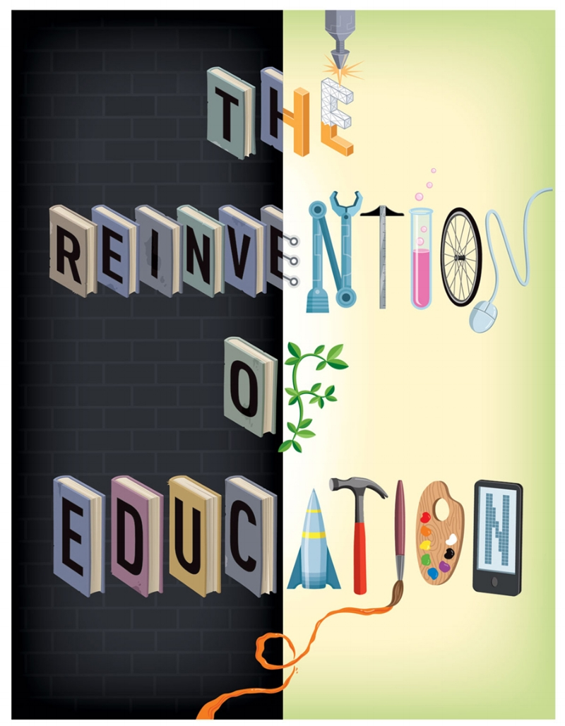 The Reinvention of Education   CINCINNATI MAGAZINE