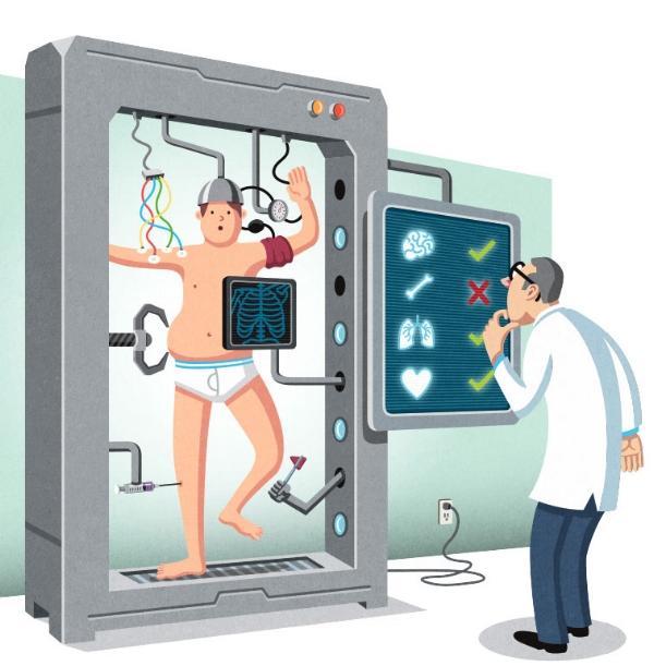 Future Health Check-Up