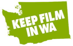Seattle Web Fest is a Proud Supporter of the  #KeepFilminWA  Initiative.