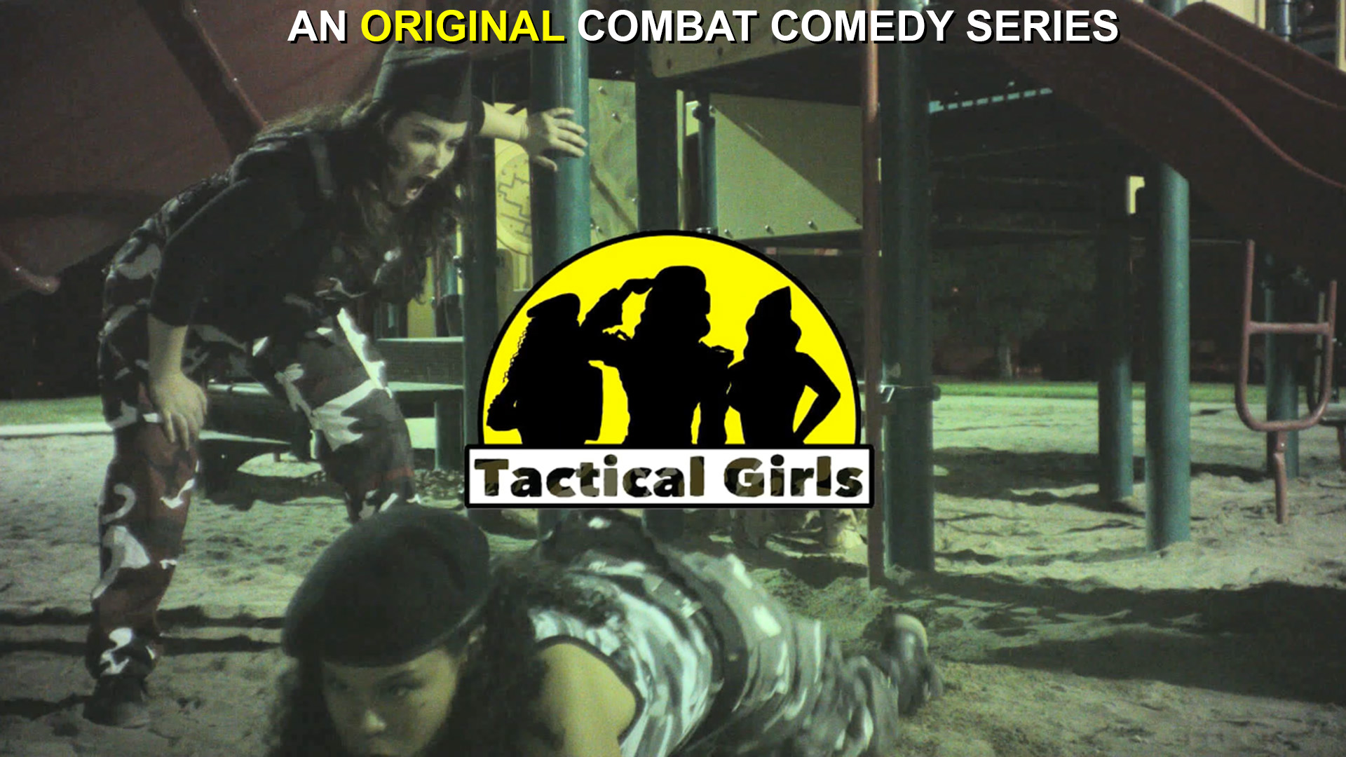 It's para-military hilarity when three crass women who work at a trucking company go on nightly tactical missions to empower themselves against their belligerent boss, until one mission goes ridiculously off the rails.   Captions and/or Subtitles Available Online