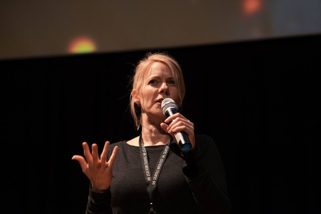 The Awards Ceremony for Seattle Web Fest 2017 will once again be hosted by the spectacular Bhama Roget.