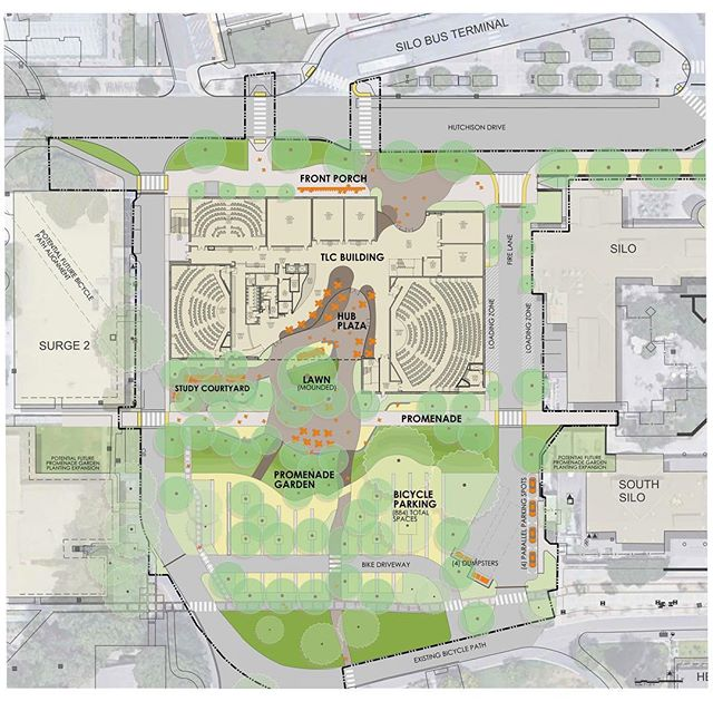 UC Davis Teaching and Learning Center design competition - •Architect: @hgaarchitects •Contractor: @mccarthybuild