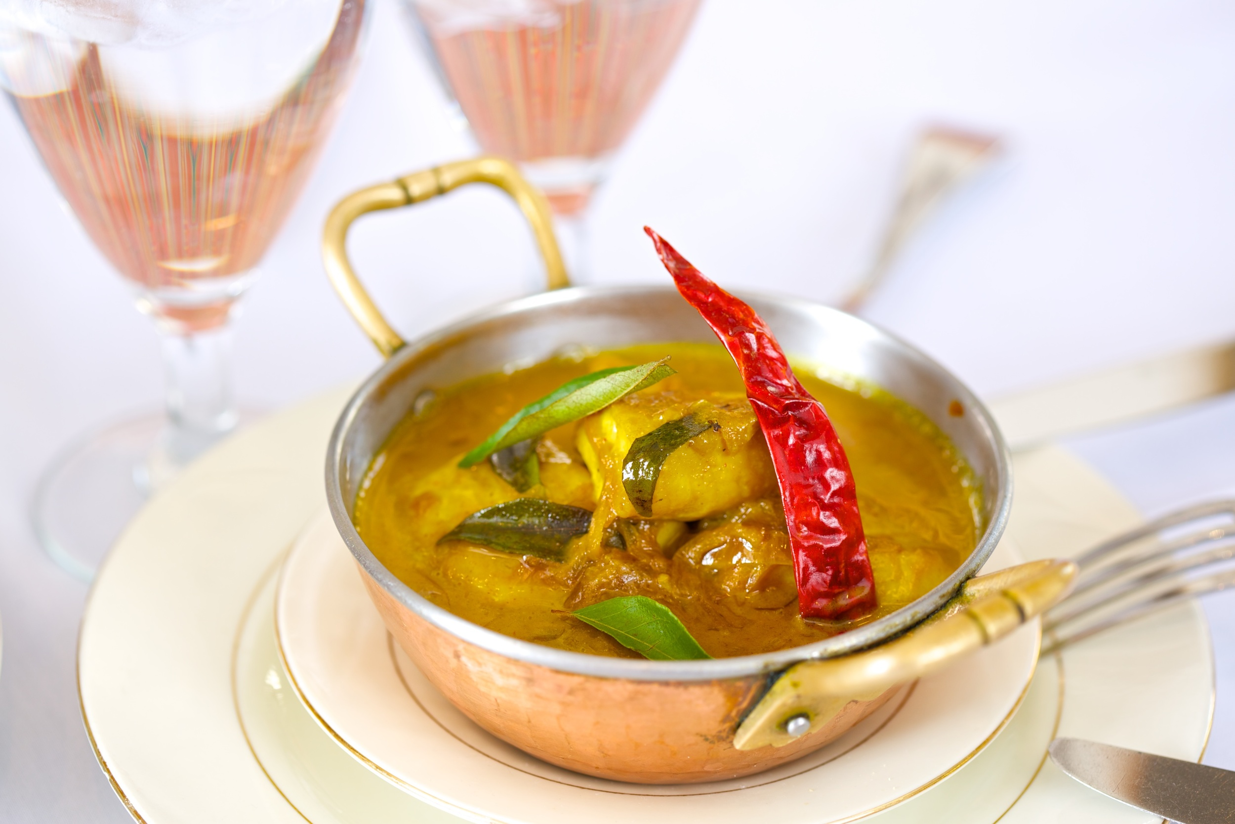 West Indian - Goan Fish Curry