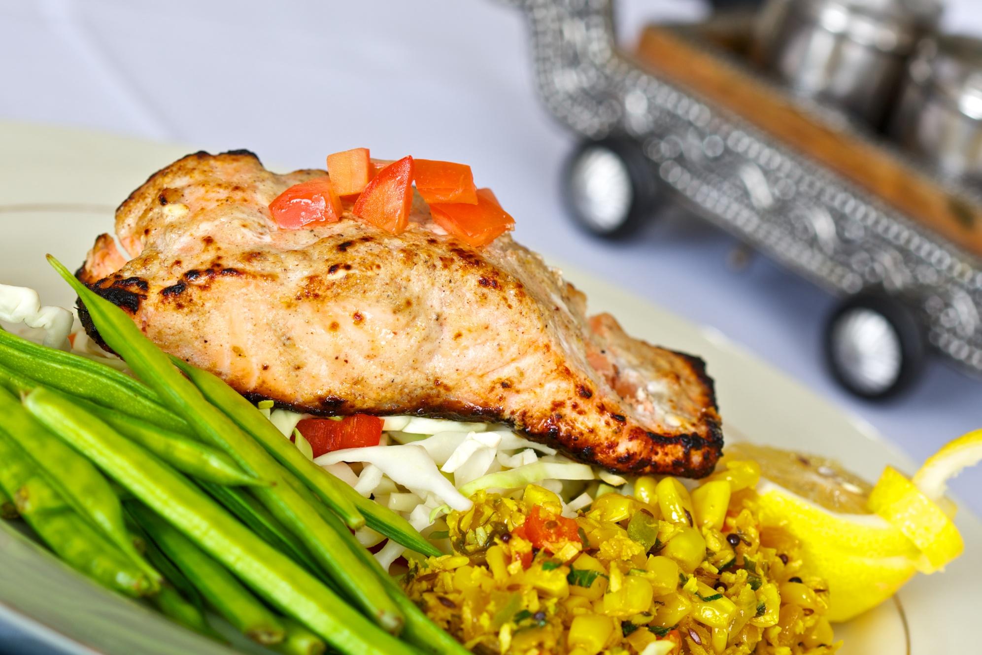 Tandoor - Salmon
