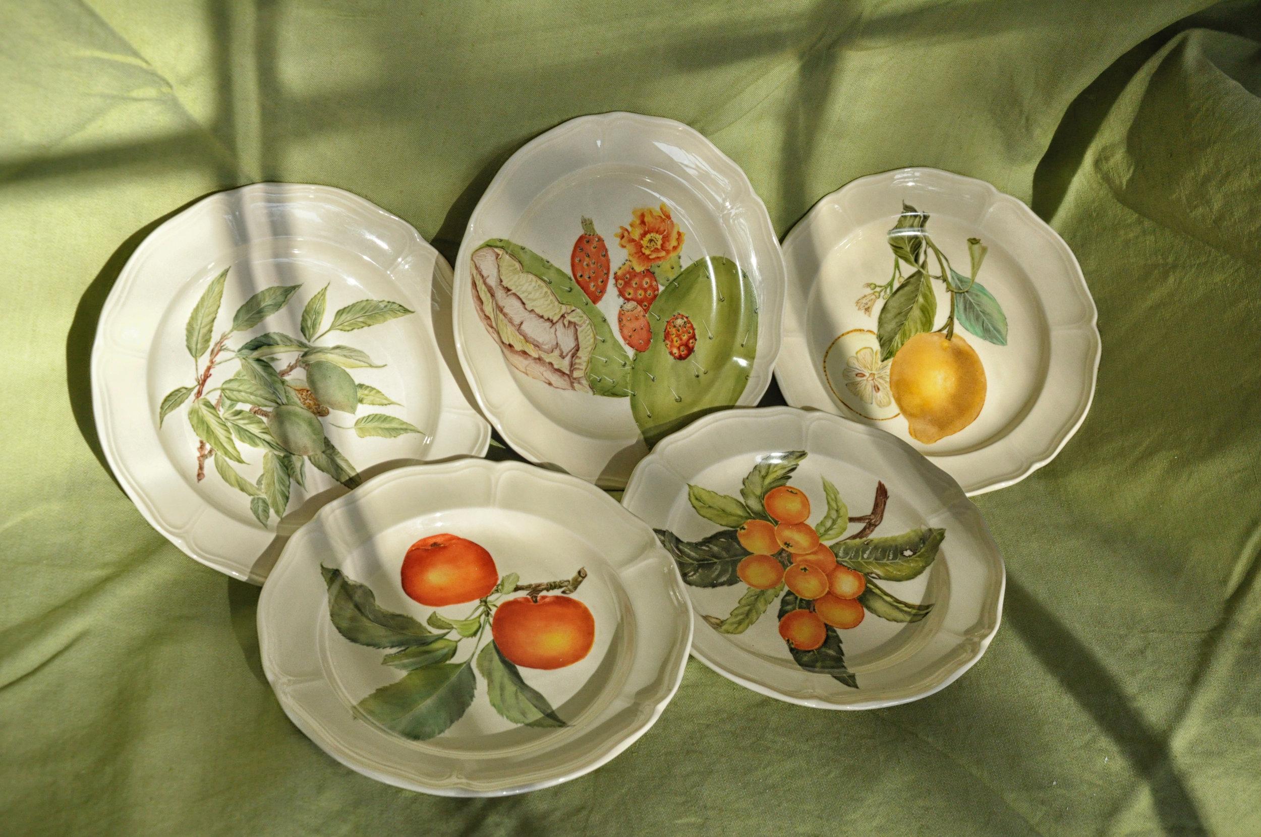 Sud-Est Apulia Salento PugliaArtisans Porcelain