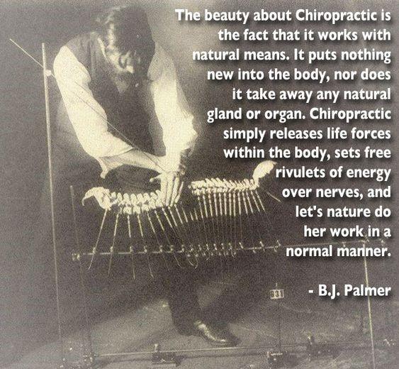 Fredericksburg Chiropractor dr palmer
