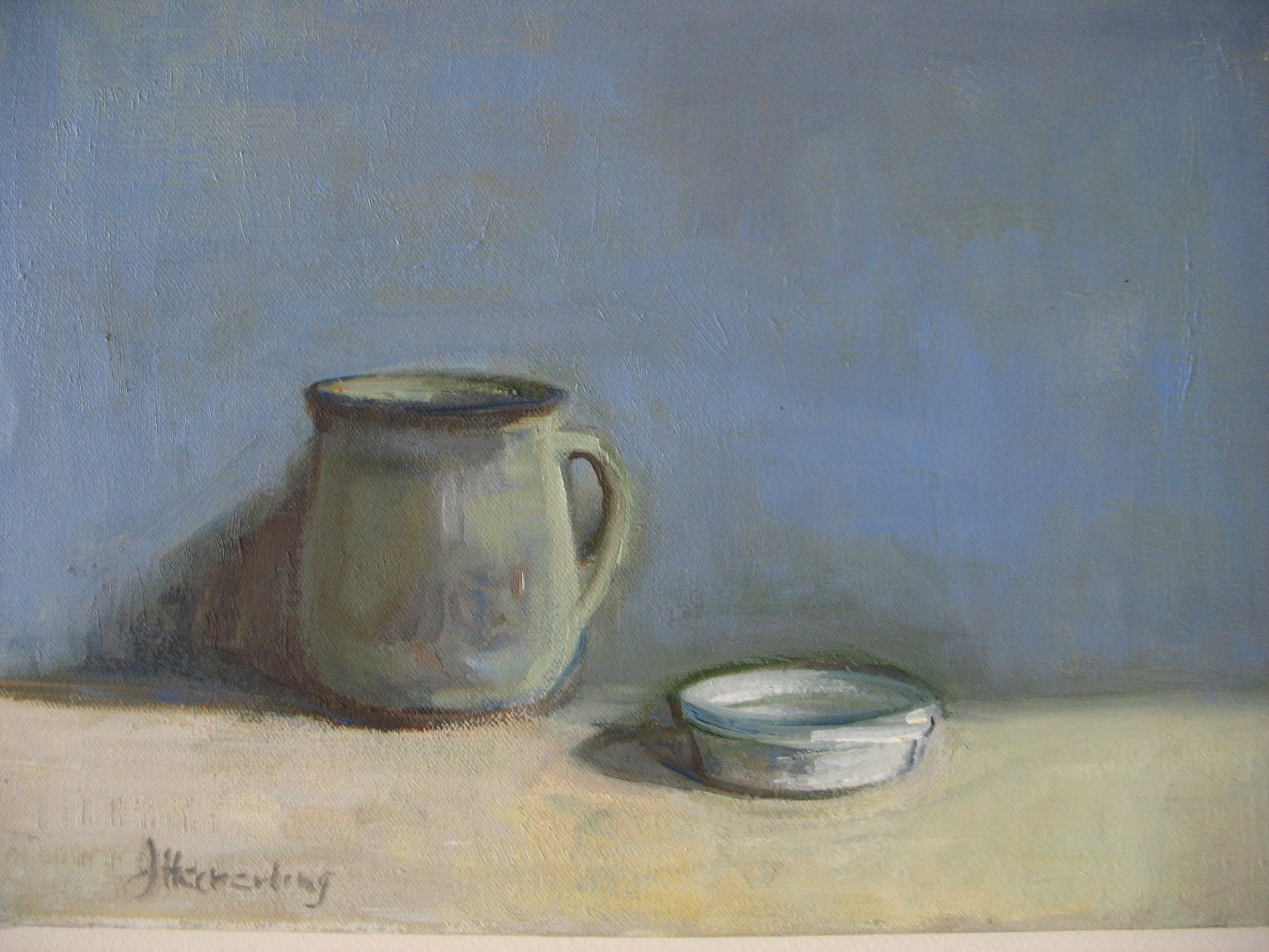 Coffee Mug and Lid