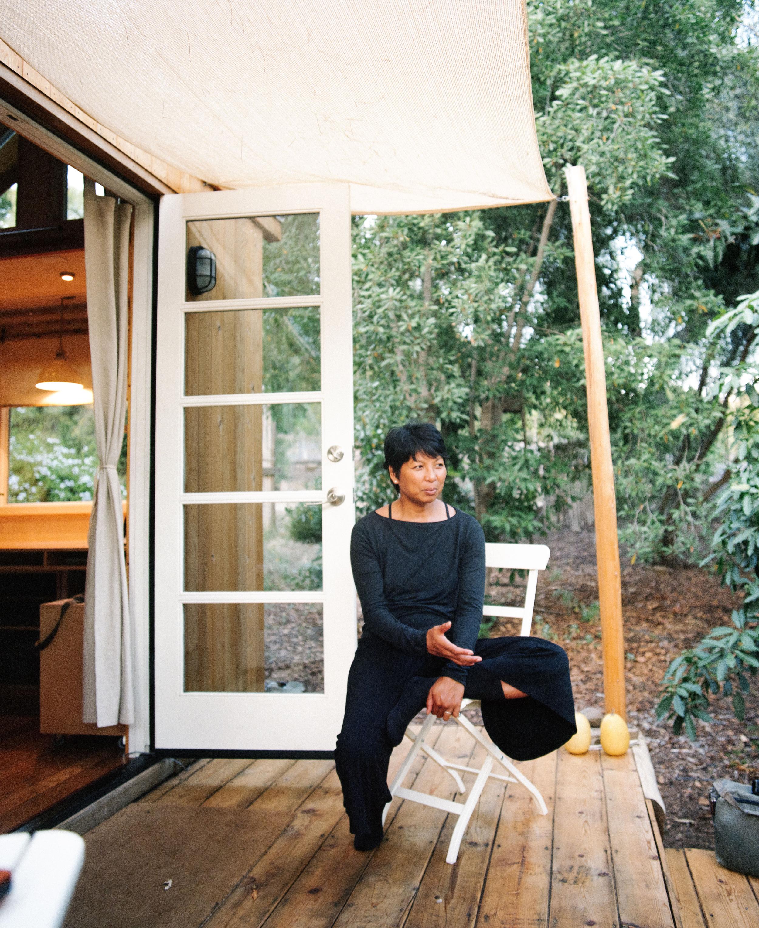 Vina Lustado's Tiny House for Lagom Magazine