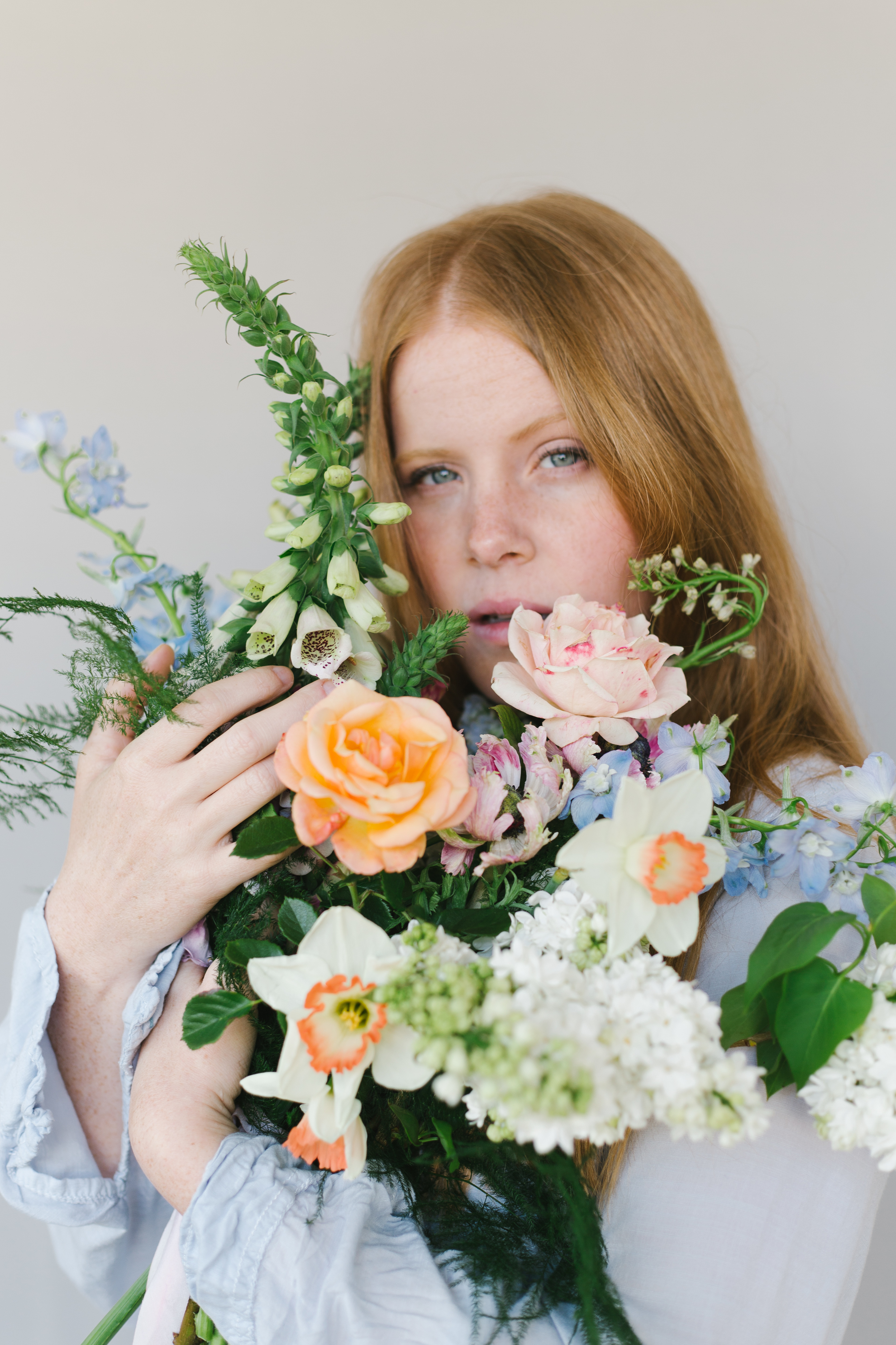 Margaret for Amy Nicole Floral