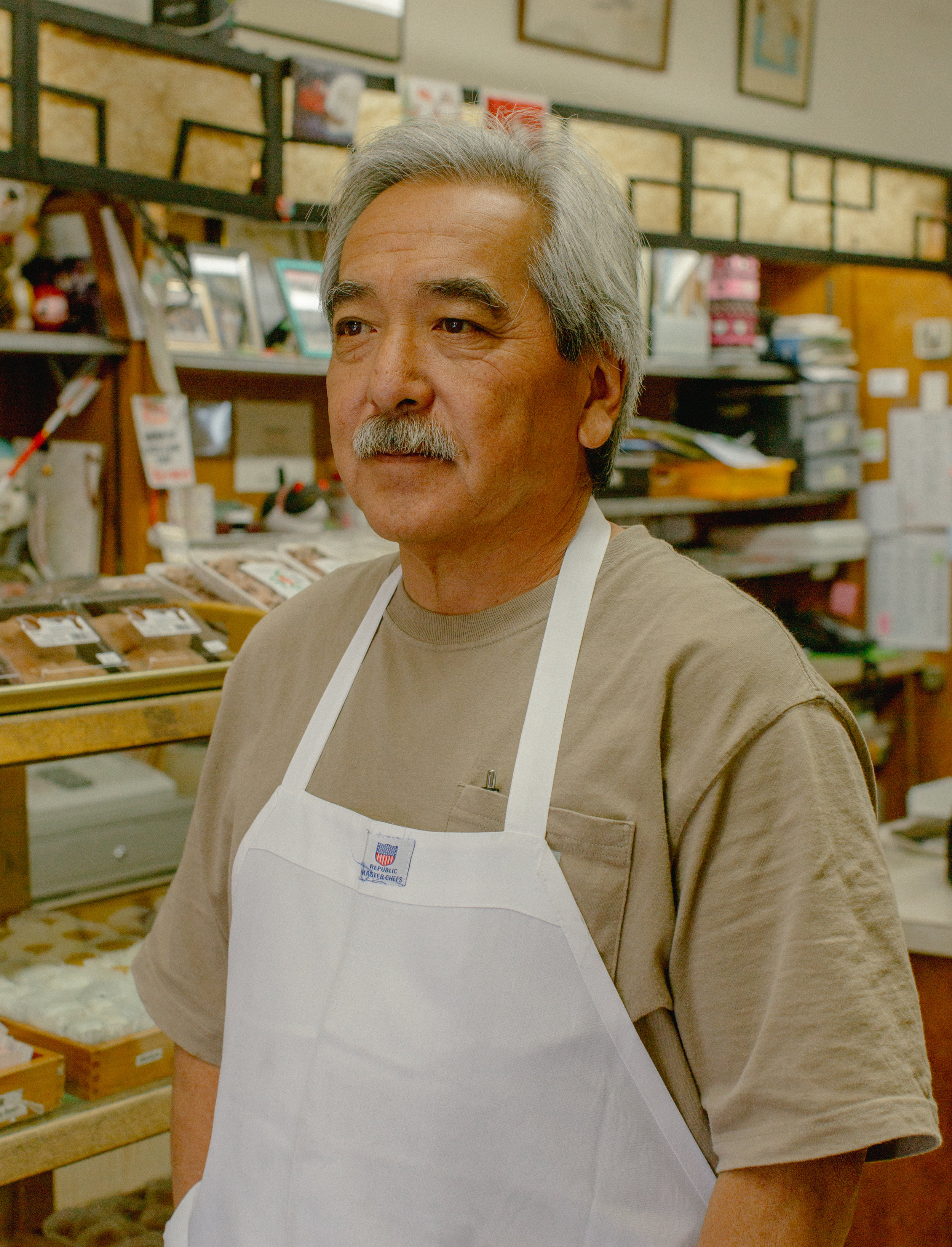 Chef/Owner of Fugetsu-Do for LA Downtowner