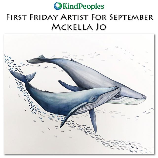 Please help us in welcoming @mckellajo as our First Friday Artist for the month of September tomorrow, 9/6/19, at our 3600 Soquel Ave location. Follow the link in our bio to see more and buy her art.  #supportlocalartists #art #firstfridaysantacruz #firstfridayart #artshow #painting #watercolor #santacruzart #santacruz #cannabiscommunity #botanicalart #muralist #indoorplants #wildlifepainting #kindpeoples #santacruz