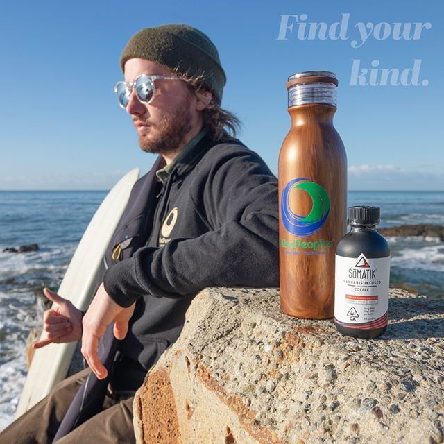 Stop by our 3600 Soquel Ave location tomorrow, 9.12.19 from 12pm - 3pm, for a demo with @besomatik Their delicious cold brews are a great way to start you day. To see all of our upcoming demos please visit the link in our bio.  #cannabiscoldbrew #cannabiscoffee #coffee #cbdcoffee #thccoffee #wakenbake #microdose #somatik #surfling #surfcheck #santacruz #santacruzsurfing #kindpeoples #cannabisforyou