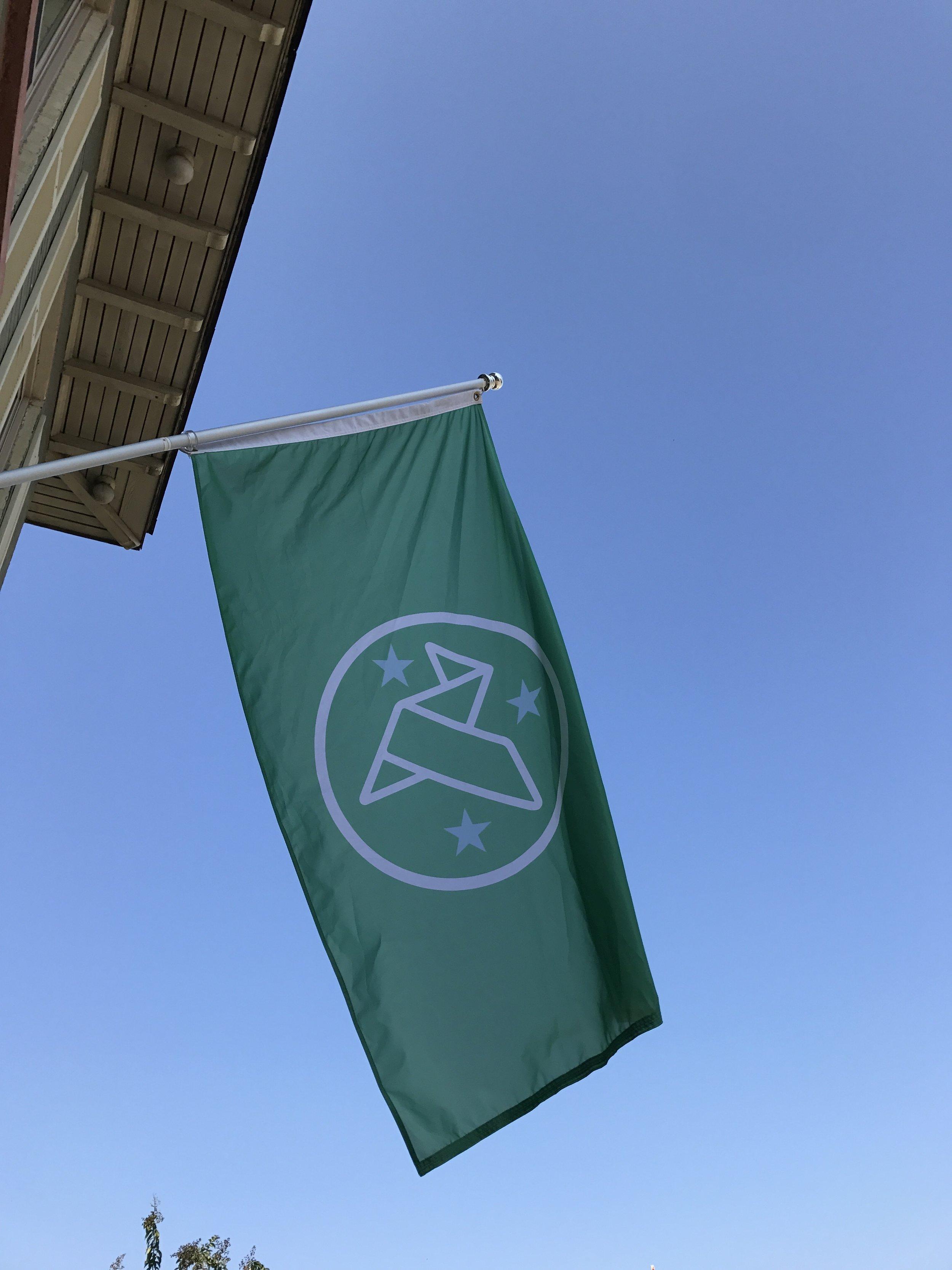HGVL FLAG!