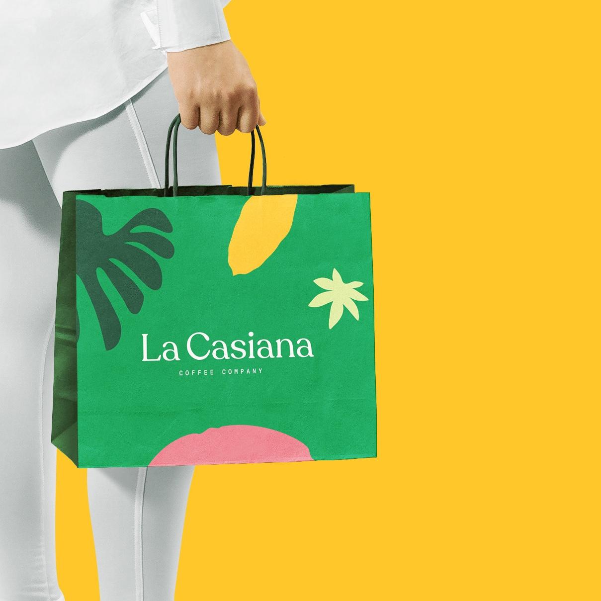 La Casiana Coffee Company - Proyecto de restyling, packaging, imagen y video corporativo. No hay nada mejor que lo visual para acercar tu empresa y producto al cliente.