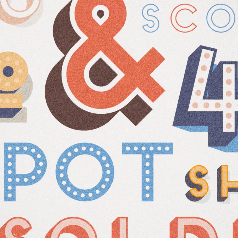 FRONTAGE TYPHO - Creación, edición y adaptación de tipografías a logotipos