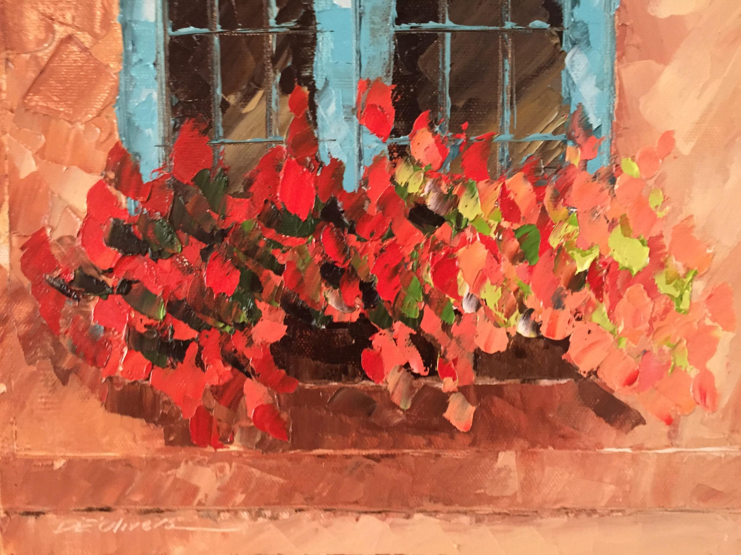 """""""Window Flowers"""""""