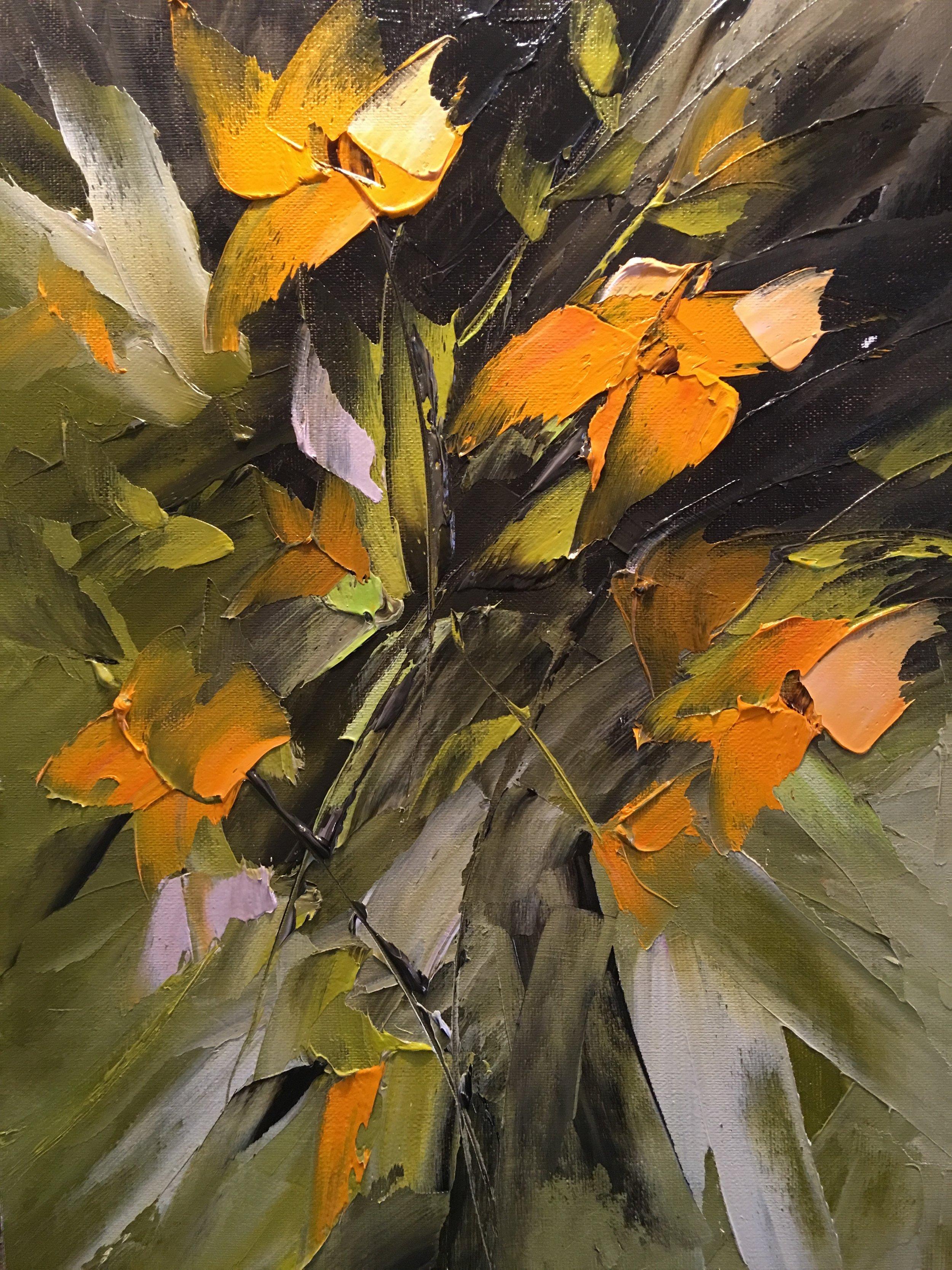 """Garden Pansies"""