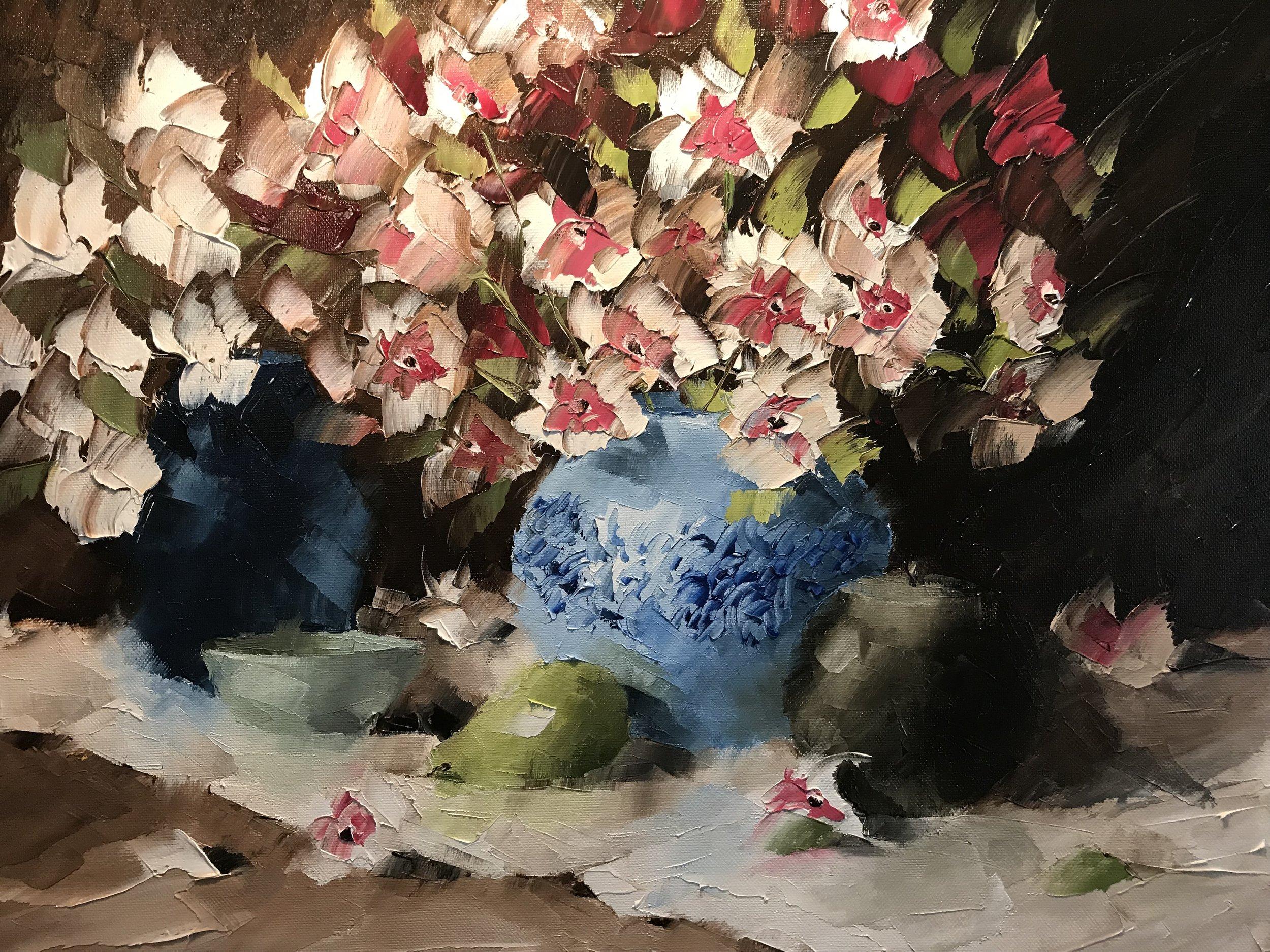 """""""Floral Still Life"""""""
