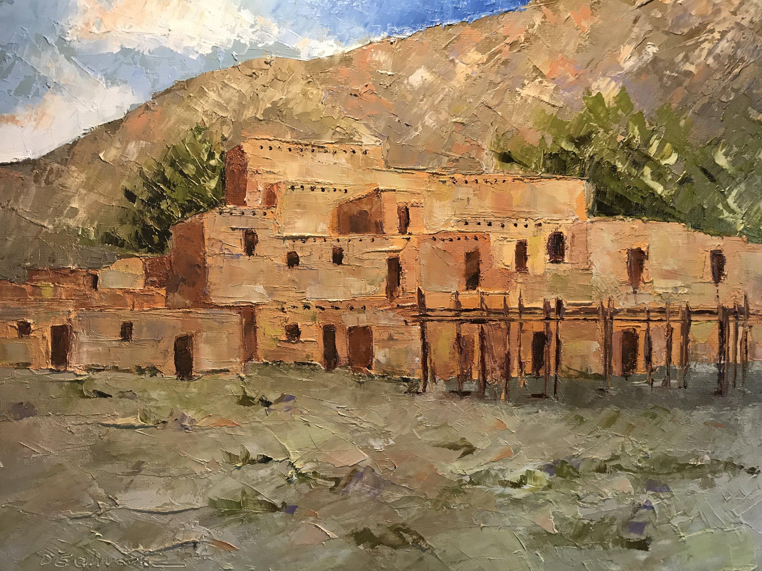 """""""Taos Pueblos"""""""