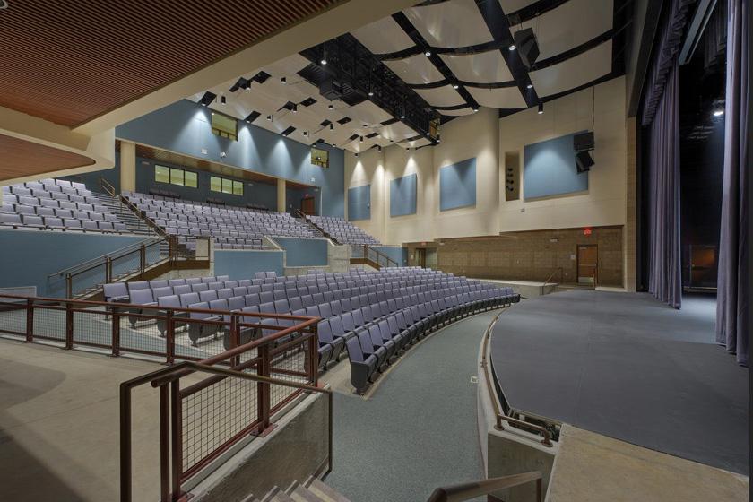 Volcano Vista High School Auditorium