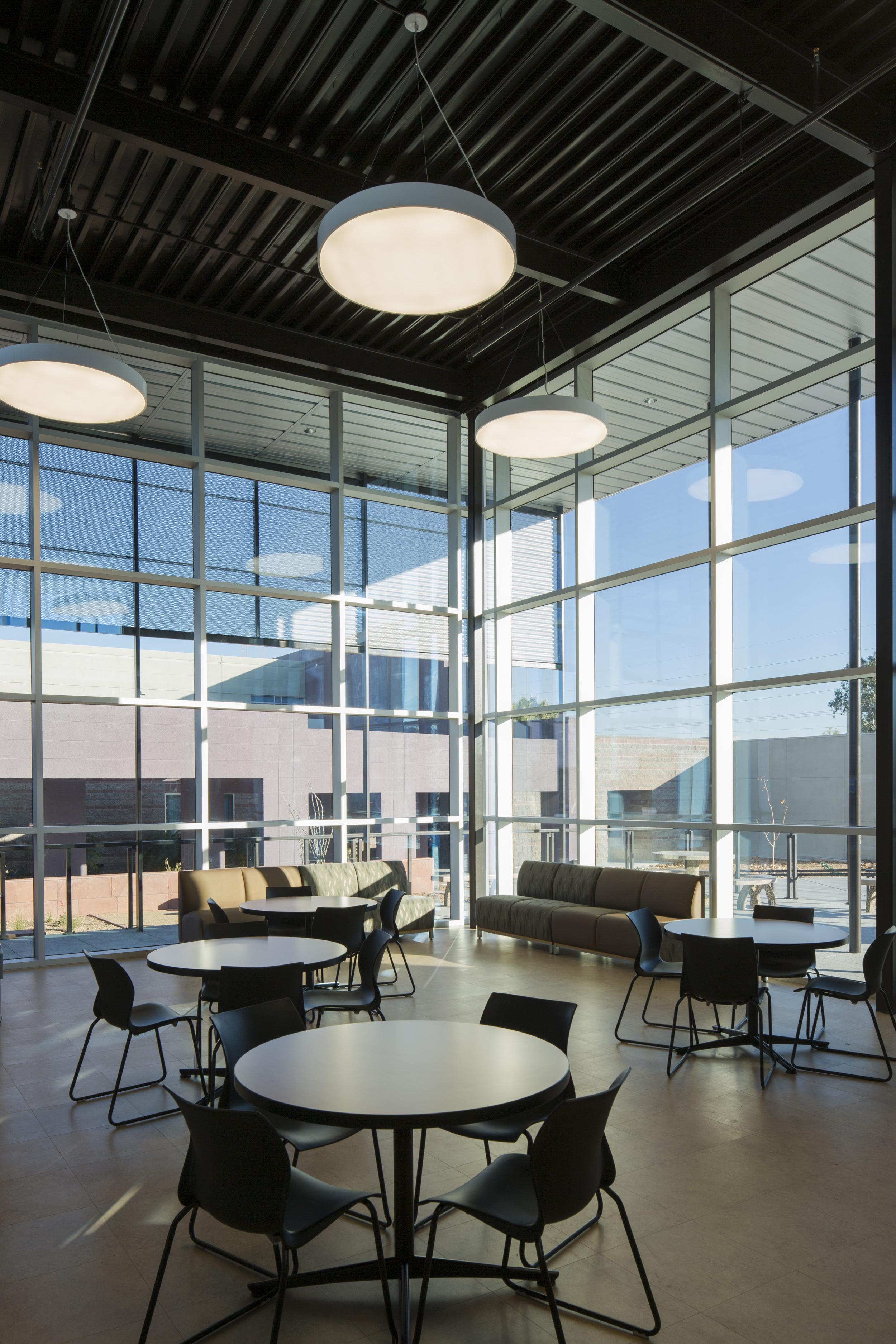 CSN Health Sciences Building Interior