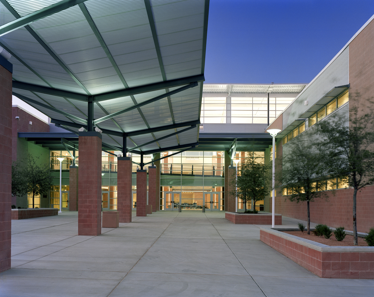 Arbor View High School Entrance