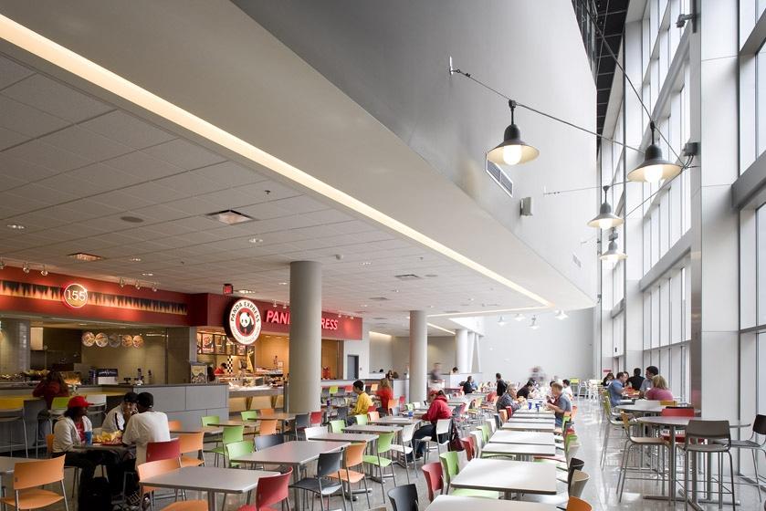UNLV Student Union Food Court