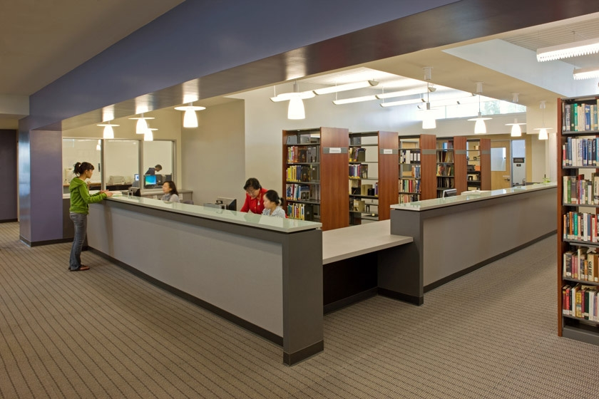 Learning Center Library