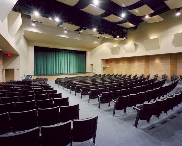 Arbor View High School Auditorium