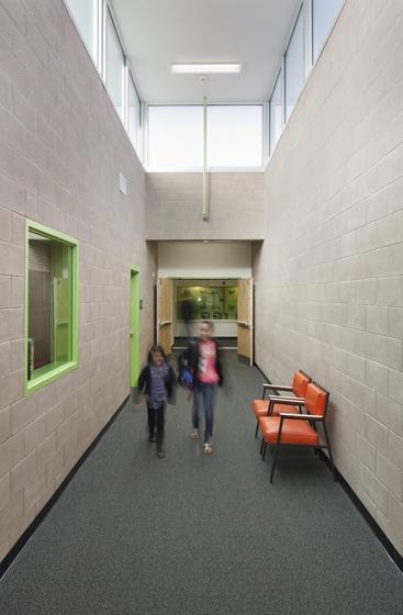 Dorothy Lemelson Academy Interior