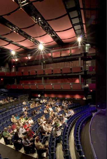 Las Vegas Academy Theater Auditorium
